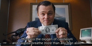 Great 16 picture quotes from The Wolf of Wall Street