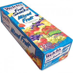 Welch's Mixed Fruit Snack
