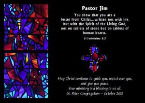 Pastor Appreciation Quotes October is pastor appreciation