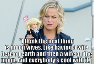 Amy Poehler Moon Wives