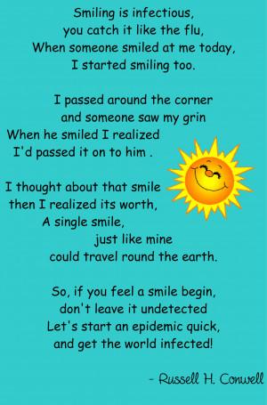 Smile Poem