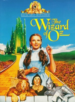 There's no place like home.~ Dorothy Gale, The Wizard of Oz (1939).