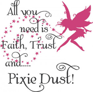 Pixie Dust | Wall Decals