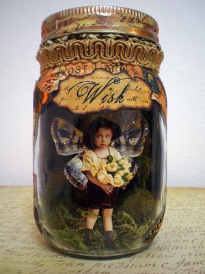 Wish...captured fairy