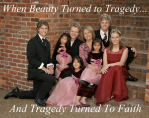 Steven curtis chapman, tragedy to victory, quote, family photo, maria ...