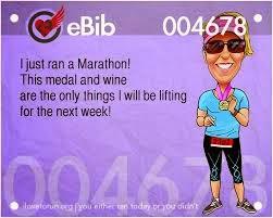 marathon, running, inspiration, ecard, funny, quotes