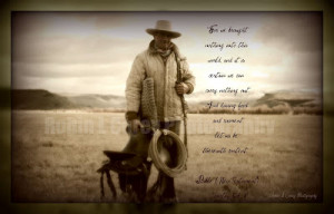 Cowboy love quotes - Motorcycle Pictures