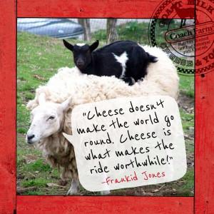 Goat Quote!
