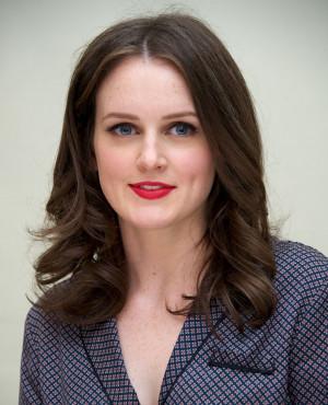 Sophie McShera la conference de presse de la s rie en ao t 2013
