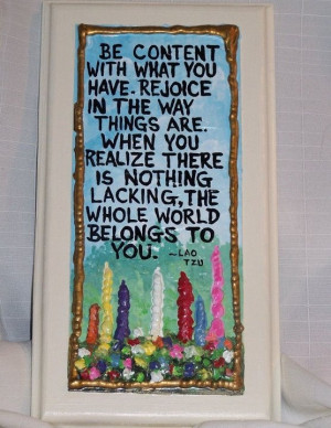 The WORLD is Yours... Size: 4 x 12 ~ Price: $45.00