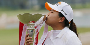 Inbee Park shown at the 2015 HSBC Women 39 s Champions Associated ...