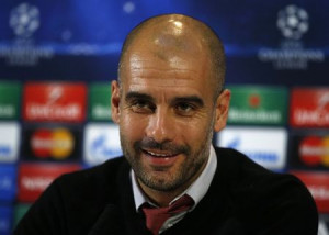 satisfied with conquering the football world, Bayern Munich boss Pep ...