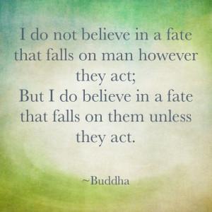 Fate - Buddha