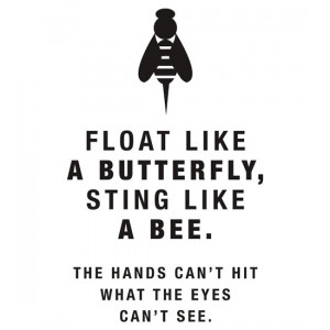 ziweitan › Portfolio › Martial Arts Quotes - Boxing