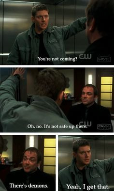 Supernatural Quotes Hard Earned...