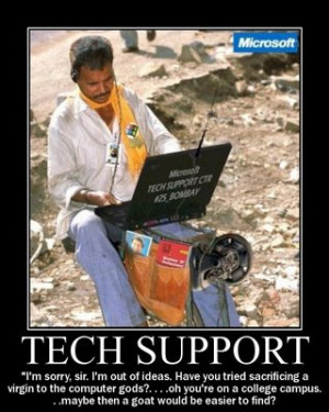 Tech Funny Picture.