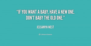 Want You Baby Quotes