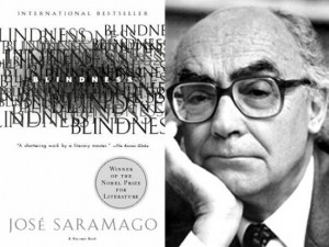 Just started reading Blindness by Portuguese author José Saramago. It ...
