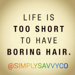 Boring Life Quotes #quotes. life is too short to