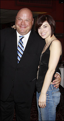 Kevin Chamberlin And Krysta