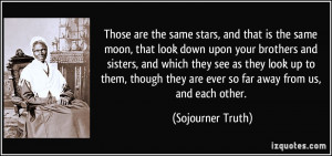 More Sojourner Truth Quotes