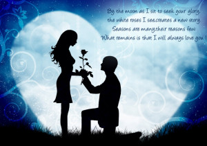 Romantic Love Quotes for a Girl