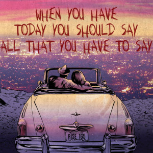 quote lyrics Kellin Quinn sleeping with sirens sws my photos song ...