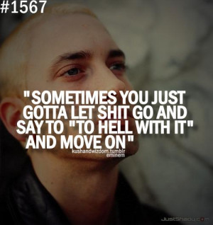 Eminem Quotes Lyrics From