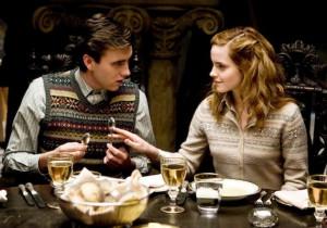 Neville Longbottom Neville Longbottom and Hermione Granger