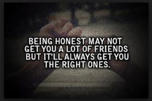 And liars get fake friends.