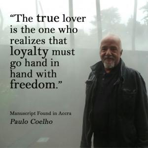 True love, loyalty, freedom.
