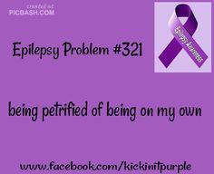 Epilepsy Problems / Epilepsy Awareness More