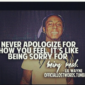 don't like Lil Wayne but good one