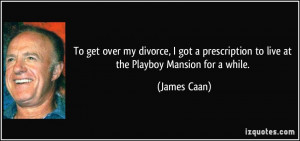 To get over my divorce, I got a prescription to live at the Playboy ...
