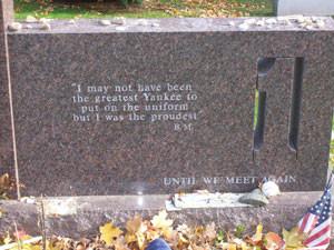 Billy Martin Grave