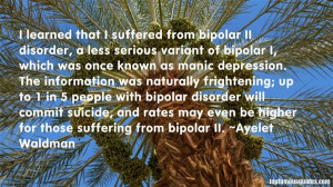 Quotes About Bipolar Disorder Pictures