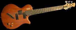 Charlie Hunter 8 String Guitar
