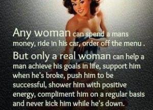 Real Women.