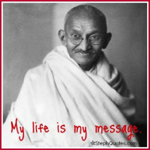 Mahatma Gandhi Quotes Picture to share!