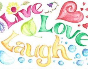 LIVE... LOVE... LIFE...