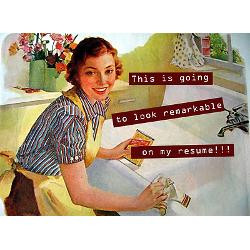 Funny Vintage Stationery - Cards, Invitations, Greeting Cards -amp ...