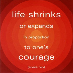 The Six Attributes of Courage