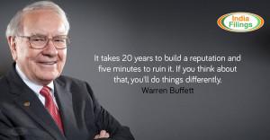Investment Quotes Warren Buffett Warren Buffett Quote Business