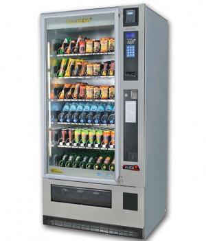 Crane Combo Vending Machine