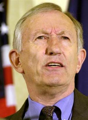 GOP defector Jeffords won't seek re-election