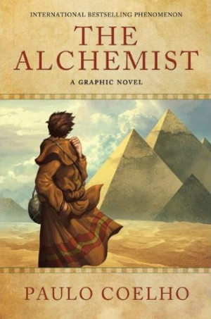 The Alchemist (Graphic Novel) by Paul Coelho - Review and Blog Tour