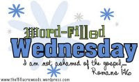Word-Filled Wednesday: Work