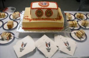 Eagle Scout Congratulations Cake Image