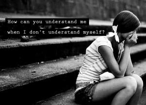 black, black and white, cutting, deep, depressed, depression, feelings ...