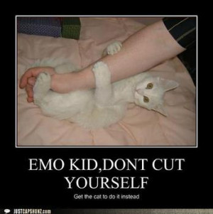 Have you ever cut yourself?